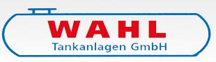 Logo von Wahl Tankanlagen GmbH